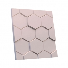 Hexagon 3d decoratie paneel